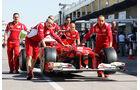 Ferrari - Formel 1 - GP Kanada - 10. Juni 2012
