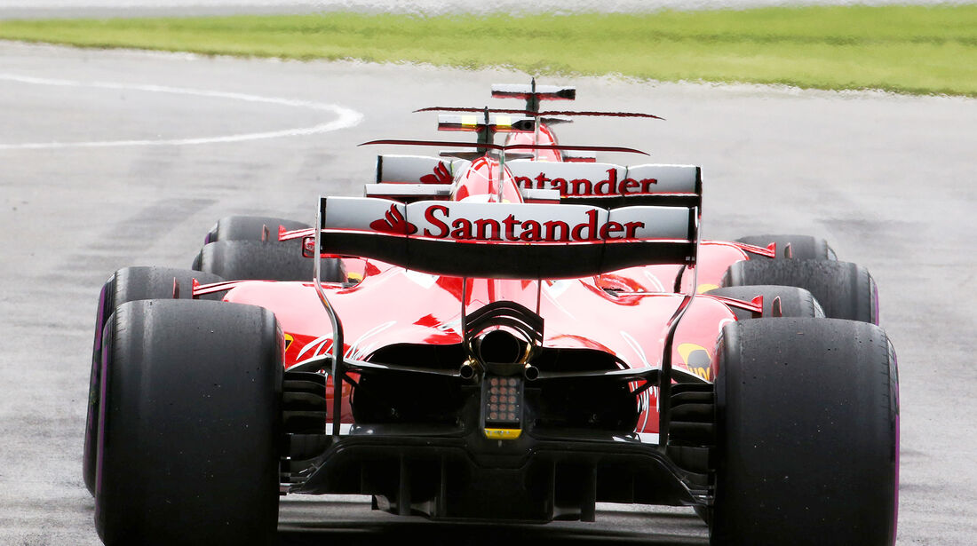 Ferrari - Formel 1 - GP Kanada - Montreal - 9. Juni 2017