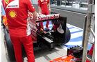 Ferrari - Formel 1 - GP Malaysia - Donnerstag - 29.9.2016