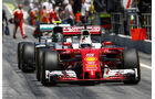 Ferrari - Formel 1 - GP Spanien 2016