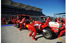 Ferrari - Formel 1 - GP USA - Austin - 16. November 2012