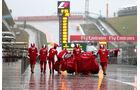 Ferrari - Formel 1 - GP USA - Austin - Formel 1 - 24. Oktober 2015