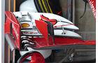 Ferrari - Formel 1 - Technik - GP Belgien 2014