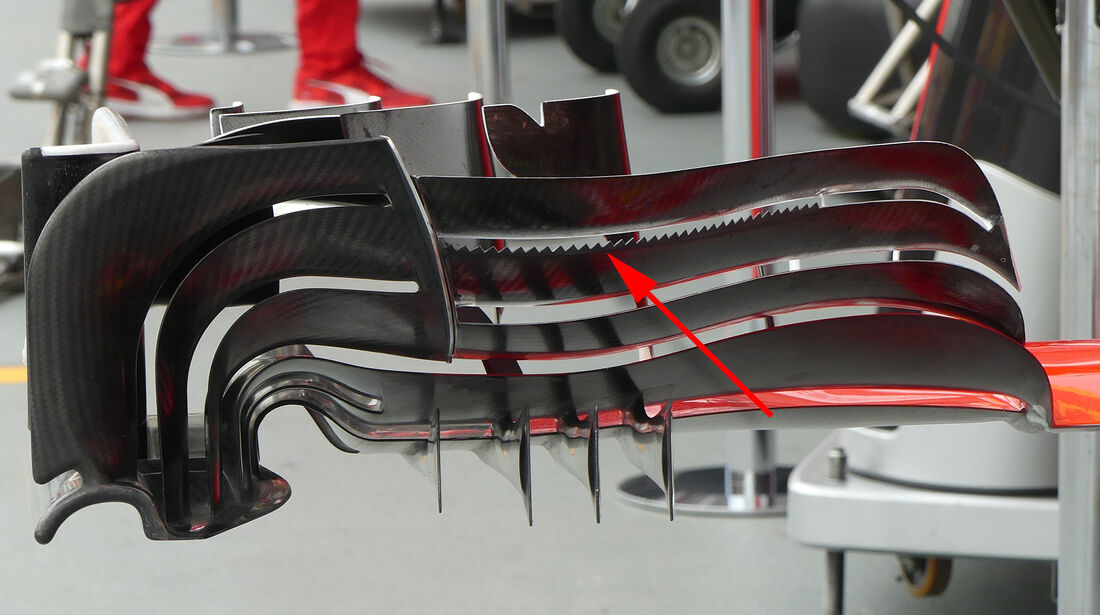 Ferrari - Formel 1 - Technik - GP Malaysia / GP Japan - 2016