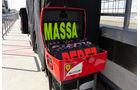Ferrari - Formel 1 - Test - Bahrain - 22. Februar 2014