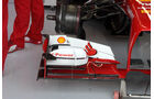 Ferrari Frontflügel - Formel 1 - GP England - 28. Juni 2013