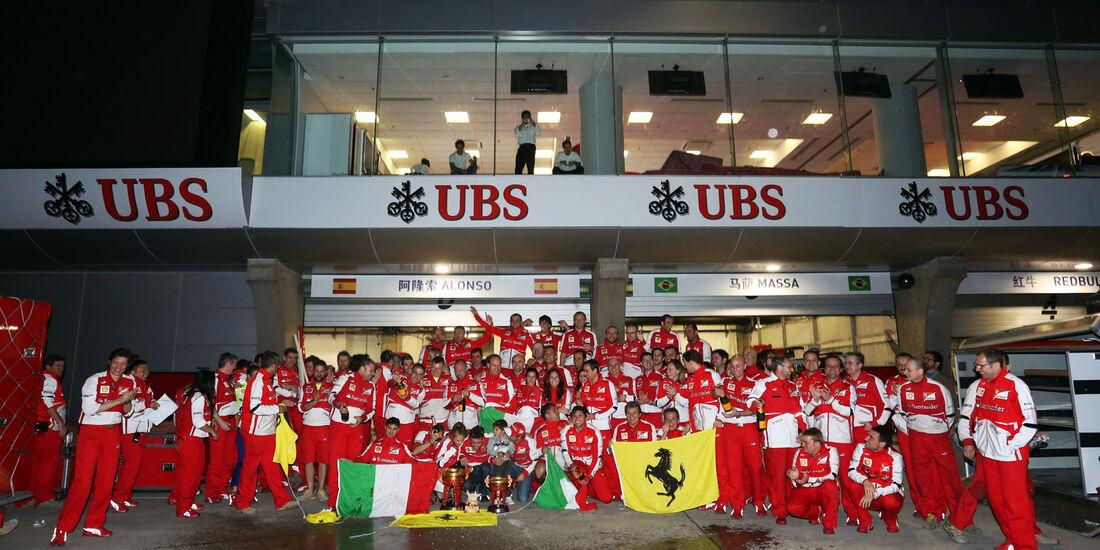 Ferrari GP China 2013