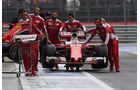 Ferrari - GP England - Formel 1 - 2016