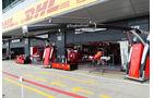 Ferrari - GP England - Silverstone - Formel 1 - Donnerstag - 7.7.2016