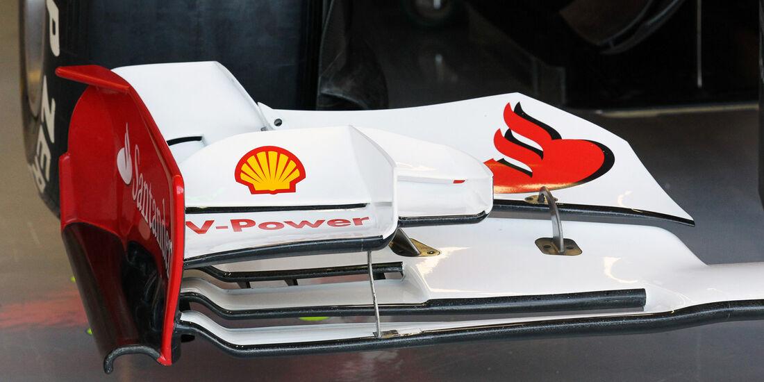 Ferrari - GP Europa - Formel 1 - Valencia - 22. Juni 2012