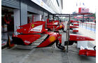 Ferrari - GP Italien - 8. September 2011