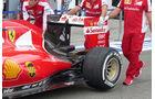 Ferrari - GP Italien - Monza - Freitag - 4.9.2015