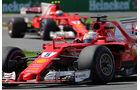 Ferrari - GP Kanada - Formel 1 - 2017