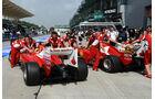Ferrari - GP Malaysia 2012