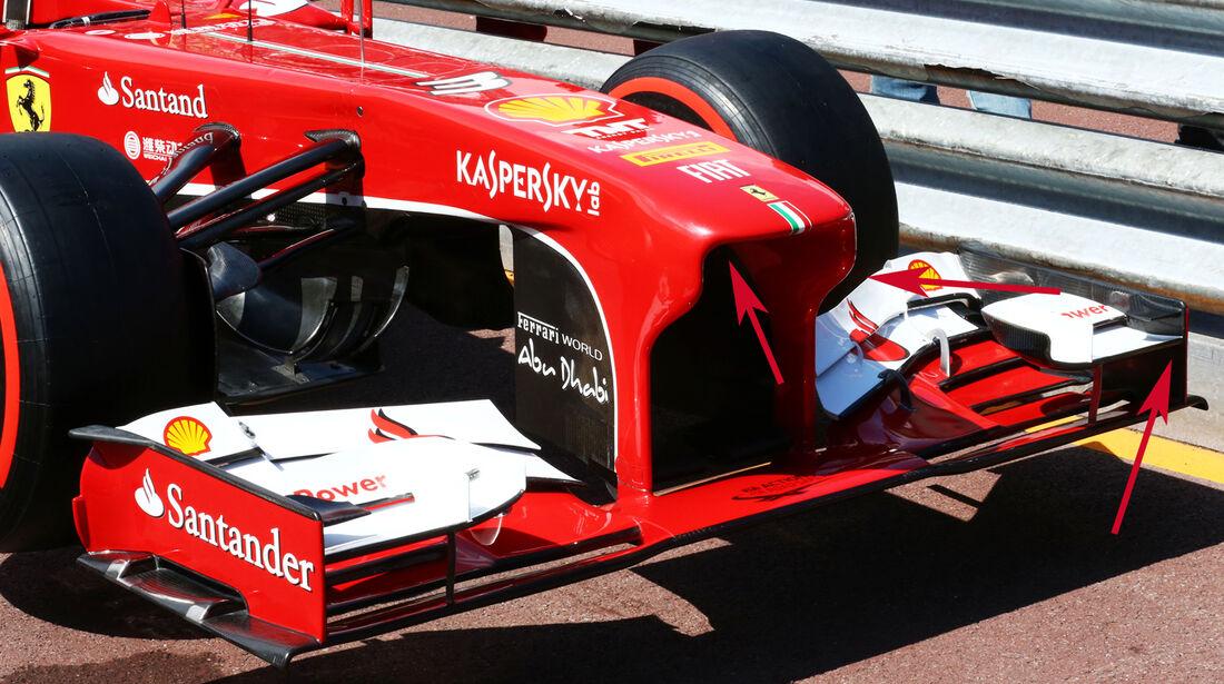 Ferrari GP Monaco 2013