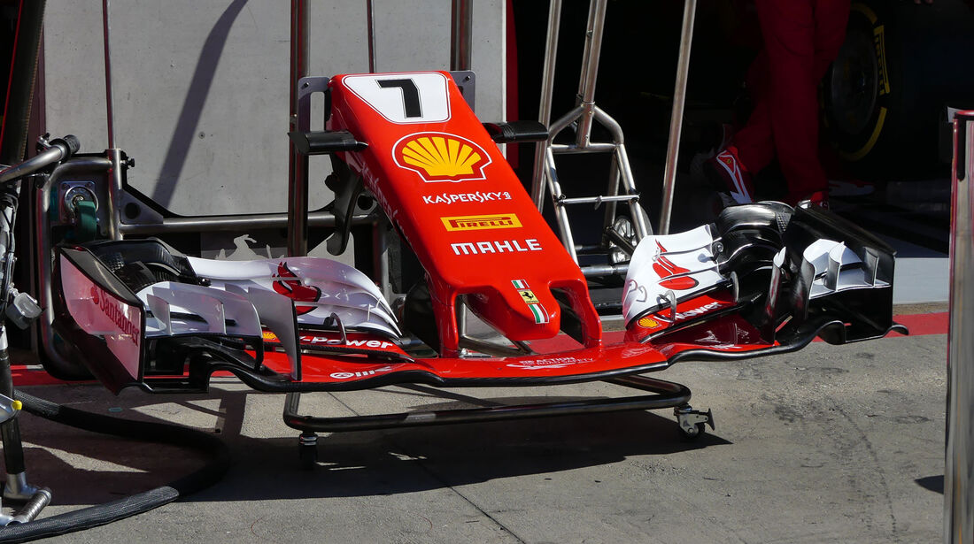 Ferrari - GP Österreich - Spielberg - Formel 1 - Freitag - 7.7.2017