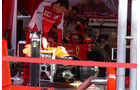 Ferrari - GP Spanien - Qualifying - Samstag - 9.5.2015