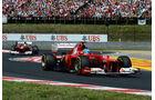 Ferrari GP Ungarn 2012