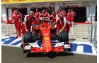 Ferrari - GP Ungarn - Budapest - Donnerstag - 23.7.2015