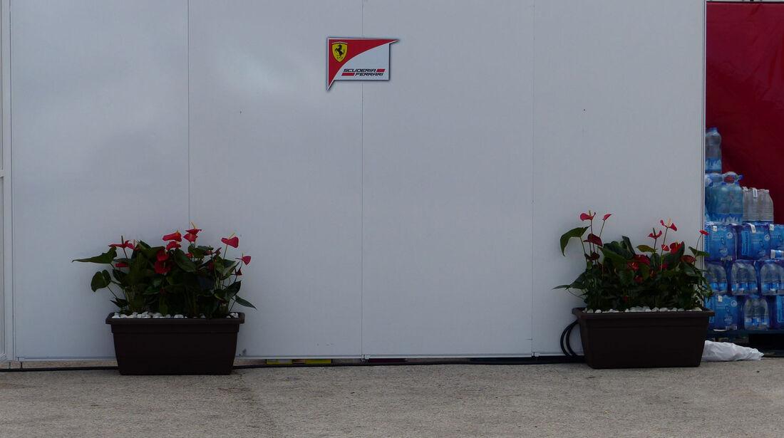 Ferrari - Impressionen - Jerez - Formel 1-Test - 31. Januar 2015