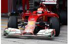 Ferrari - Jerez-Test - Formel 1 - 2014