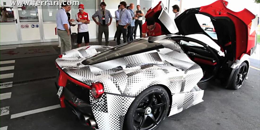 Ferrari LaFerrari - Alonso - Screenshot