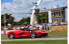Ferrari LaFerrari, Goodwood Festival of Speed 2014