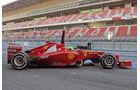 Ferrari Massa F1 Test 2012 Barcelona