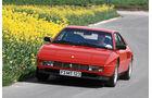 Ferrari Mondial, Frontansicht