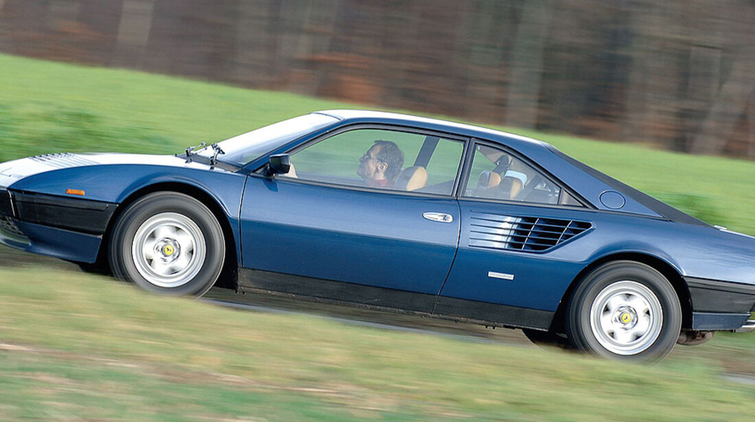 Ferrari Mondial Quattrovalvole (82-85)