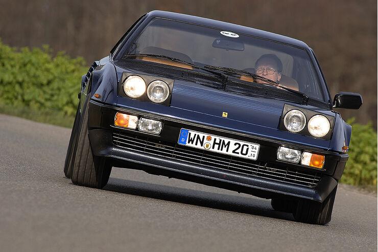 Ferrari Mondial Quattrovalvole