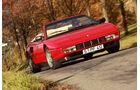 Ferrari Mondial T, Cabriolet 1992, Front