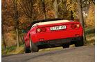 Ferrari Mondial T, Cabriolet 1992, Heck