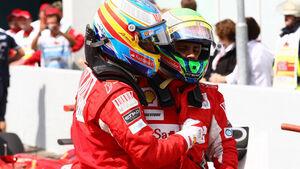 Ferrari-Piloten