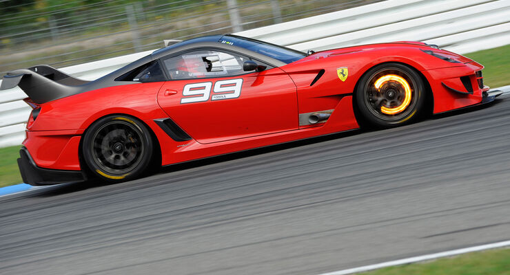 Ferrari Racing Days Hockenheim 2013