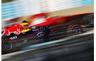 Ferrari & Red Bull F1 Test Jerez 2013 Highlights