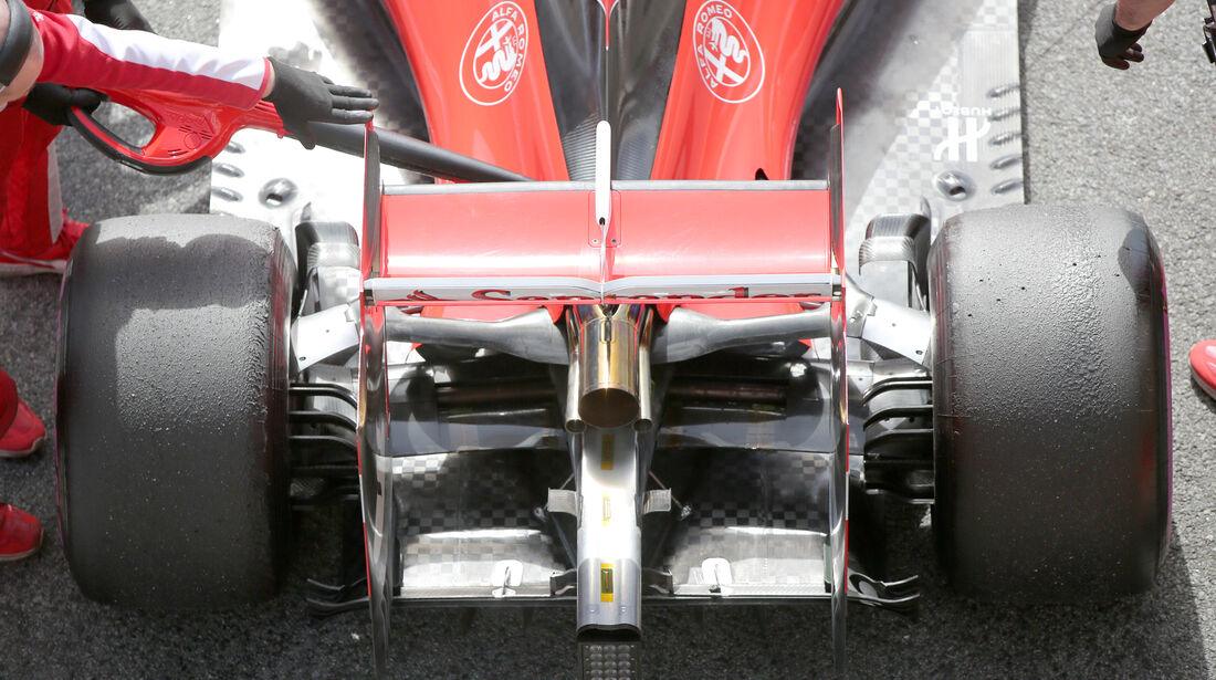 Ferrari SF16-T - Technik - F1 2016