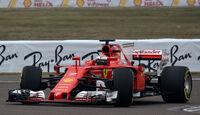 Ferrari SF70H - Formel 1 2017 - Kimi Räikkönen - Fiorano