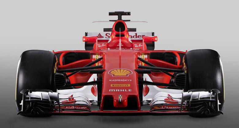 Ferrari SF70H für 2017