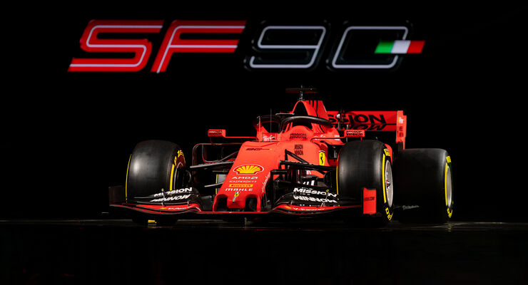 ferrari sf90 f1 auto f r 2019 auto motor und sport. Black Bedroom Furniture Sets. Home Design Ideas
