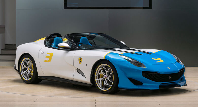 Ferrari SP3JC