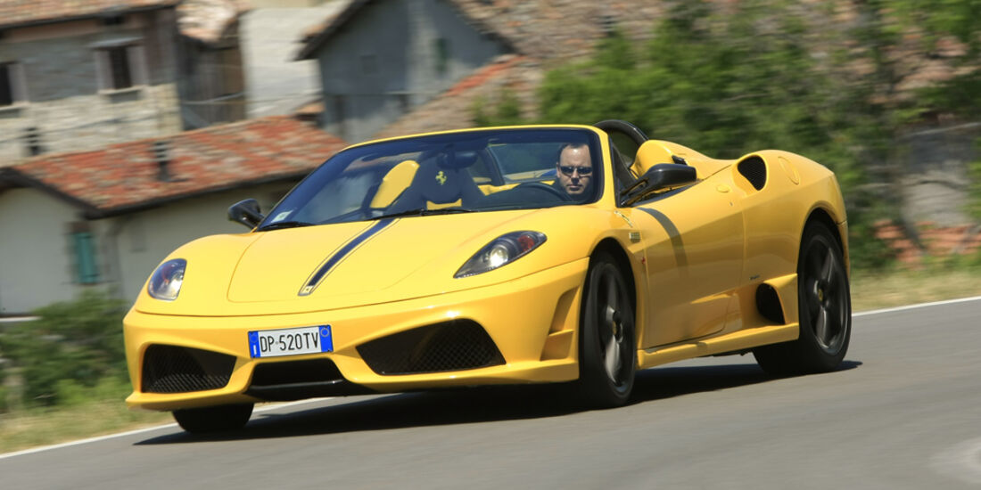 Ferrari Scuderia Spider
