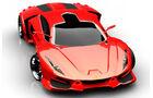 Ferrari Studie