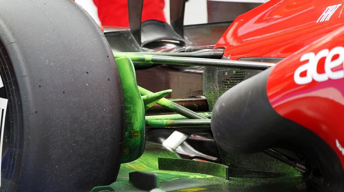 Ferrari Technik GP Europa 2012