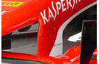 Ferrari - Technik - GP Ungarn 2015