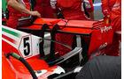 Ferrari - Technik - Upgrades - GP Belgien / GP Italien 2018