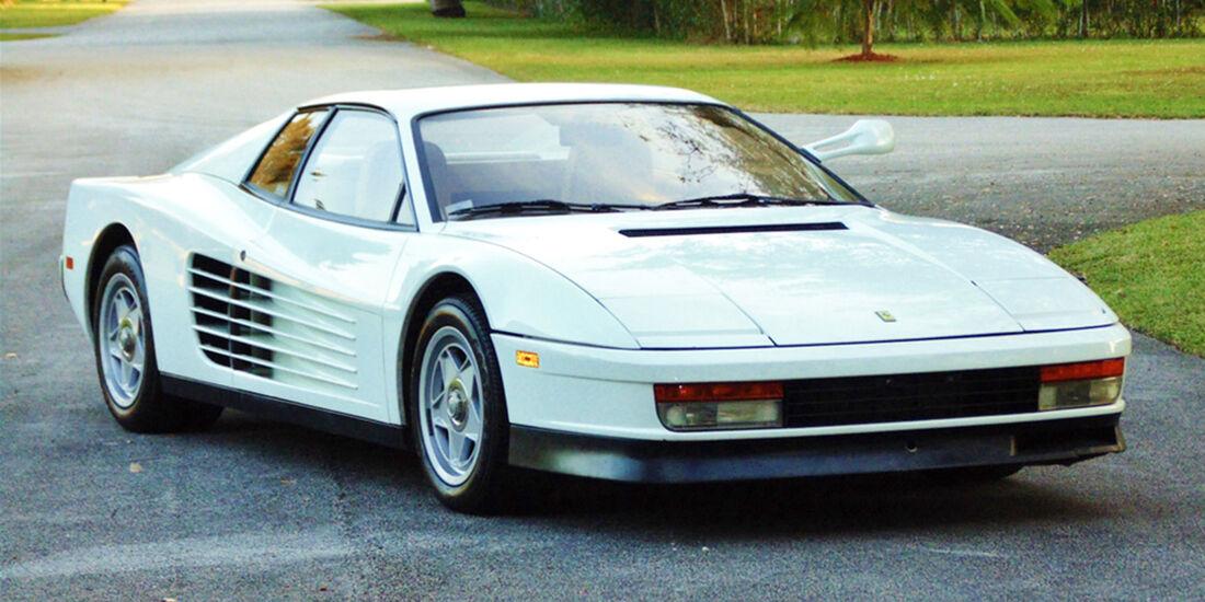 Ferrari Testarossa - Miami Vice - Sportwagen