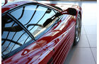 Ferrari Testarossa, Seitenfenster