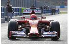 Ferrari - Tests - 2014