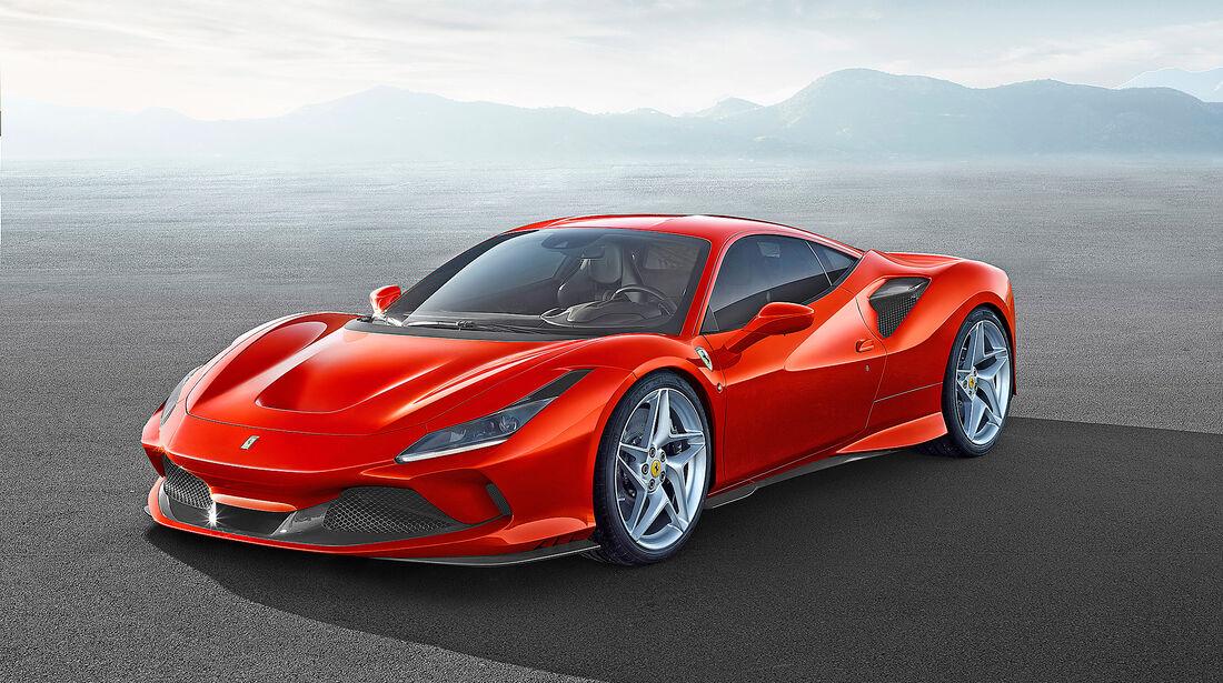 Ferrari Tributo - Serie - Coupes ueber 150000 Euro - sport auto Award 2019